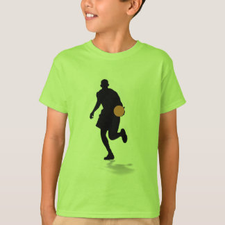 Basketball Player Kids T-Shirt