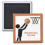 Basketball player with ball custom