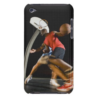Basketball players 2 iPod Case-Mate case