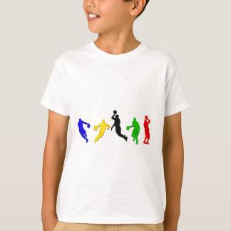 Basketball players hoops   basketball T-Shirt