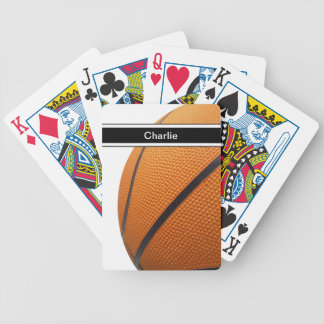 Basketball Playing Cards