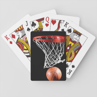 Basketball Playing Cards, Standard Index faces Poker Deck