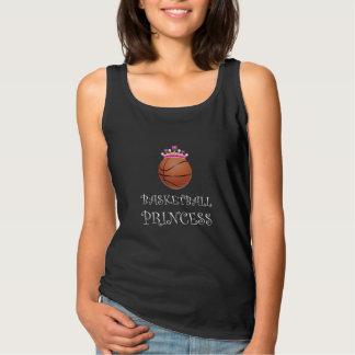 Basketball Princess Tank Top