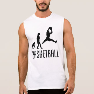 Basketball Rebound Evolution Sleeveless Shirt