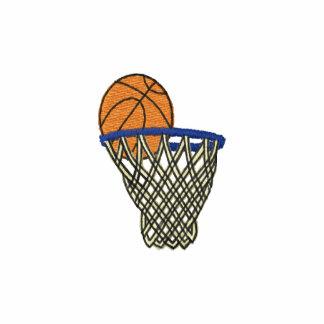 Basketball Rules Embroidered Shirt