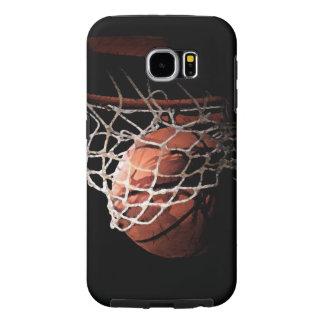 Basketball Samsung Galaxy S6 Cases
