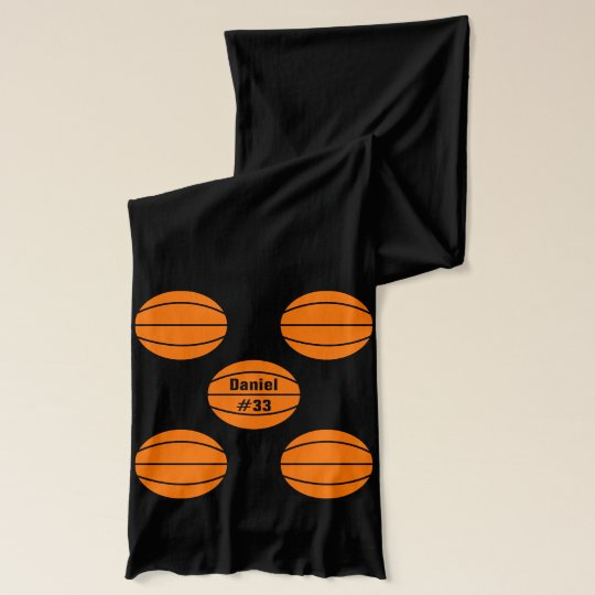 Basketball Scarf