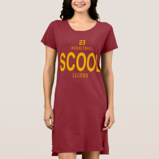 Basketball Scool Legend Dress
