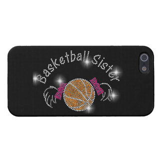 Basketball Sister iPhone Case Case For The iPhone 5