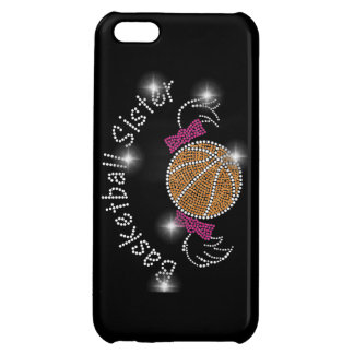 Basketball Sister iPhone Case iPhone 5C Cover