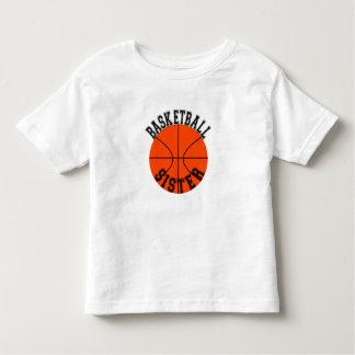 basketball sister tshirt