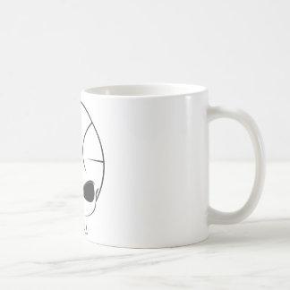 Basketball Skull Coffee Mug