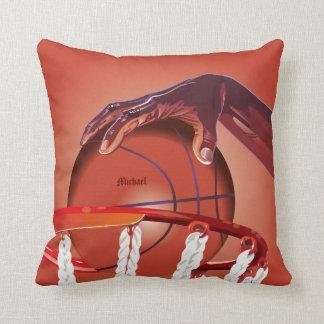 Basketball Slam Dunk Point Pillow