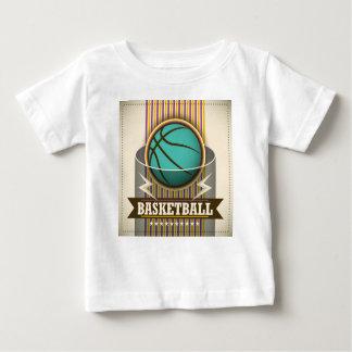Basketball Sport Ball Game Cool Baby T-Shirt