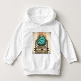 Basketball Sport Ball Game Cool Hoodie