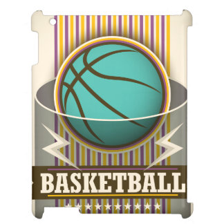 Basketball Sport Ball Game Cool iPad Cover