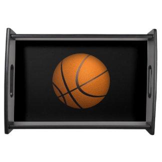 Basketball Sport Design Serving Tray