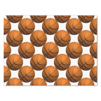 Basketball Sport Design Tissue Paper
