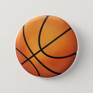 Basketball Sport Fan 2 Inch Round Button