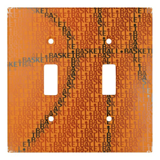 Basketball | Sport Gif Light Switch Cover
