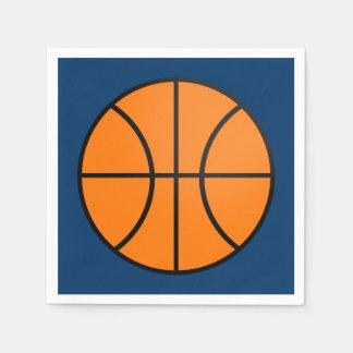 Basketball Sports Party Birthday Napkins Paper Napkin