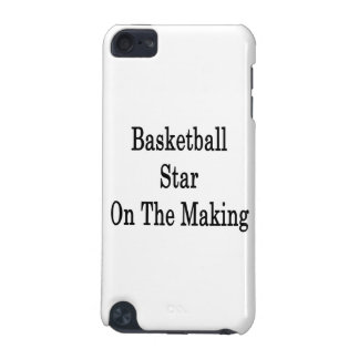 Basketball Star On The Making iPod Touch 5G Cases