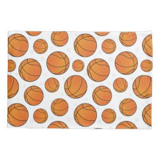 Basketball Star Pattern Pillowcase