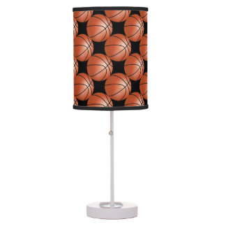 Basketball Style Table Lamp