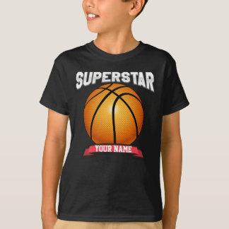 Basketball Superstar T-Shirt