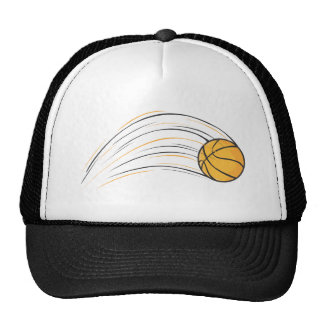 Basketball Swish Trucker Hat