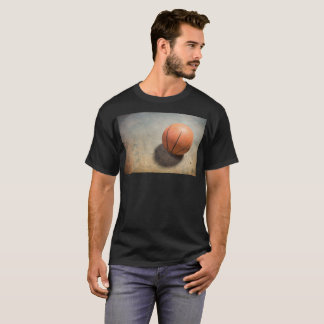 basketball. T-Shirt