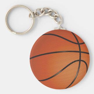 Basketball Theme Keychain