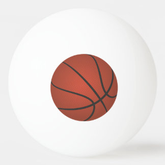 BASKETBALL THEME Ping-Pong BALL