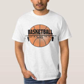 Basketball This Tall T-Shirt