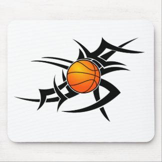 Basketball Tribal Mousepad