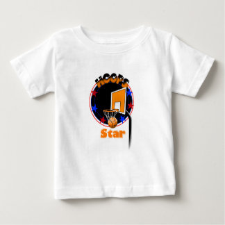 Basketball Tshirt for Baby Boys or Girls