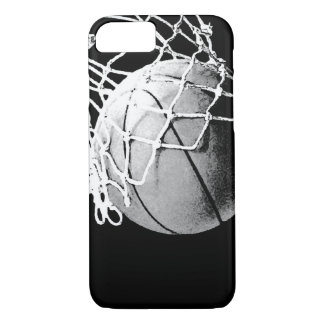 Basketball Unique Quality Resistant iPhone 7 Case