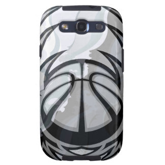 Basketball Wings Abstract Sports Design Galaxy SIII Covers