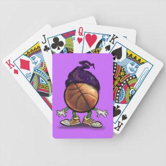 Basketball Wizard Poker Deck