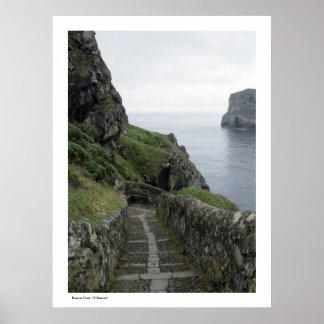Basque Coast - G Shepard Poster
