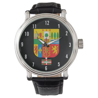 BASQUE* Crest and Flag Watch