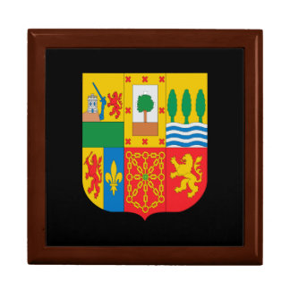 BASQUE- Crest Jewelry Box