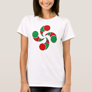 basque cross design T-Shirt