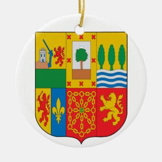 BASQUE* EUSKADI Custom Christmas Ornament