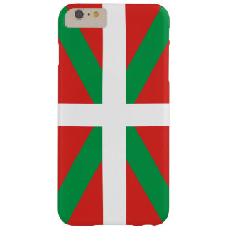 Basque Flag Barely There iPhone 6 Plus Case