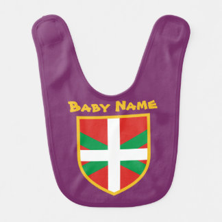 Basque Flag Bib