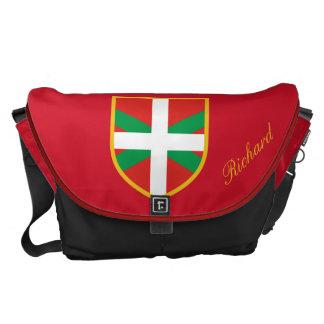 Basque Flag Commuter Bag