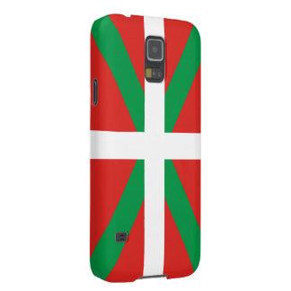 Basque Flag Galaxy S5 Covers