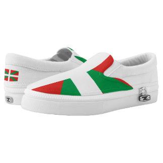 Basque Flag Slip-On Sneakers