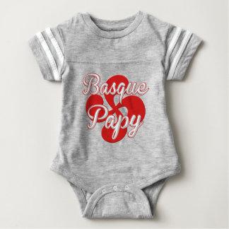 Basque Grandpa Baby Bodysuit